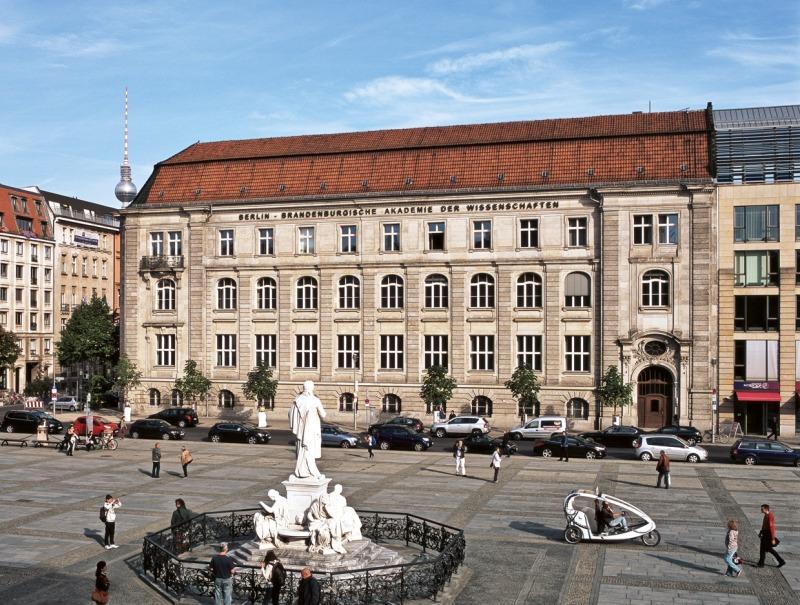 Berlin-Brandenburgischen Akademie Der Wissenschaften