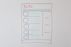 Planning your blog image