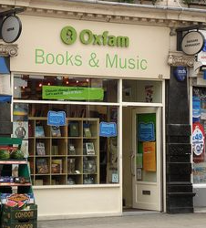 Oxfam book store