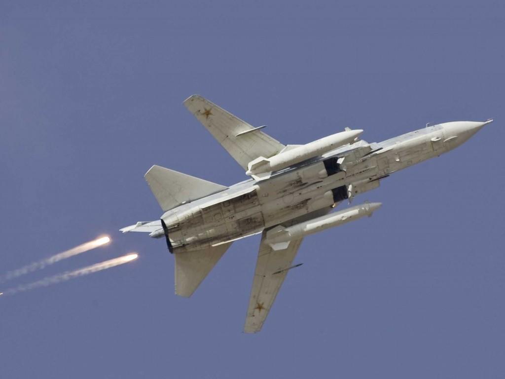 Russian-Su-24