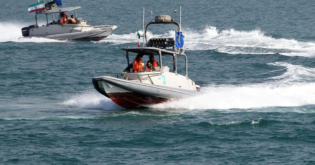 IRANIAN PATROL BOATS ATTACK A SINGAPORE-FLAGGED OIL TANKER - DCSS News