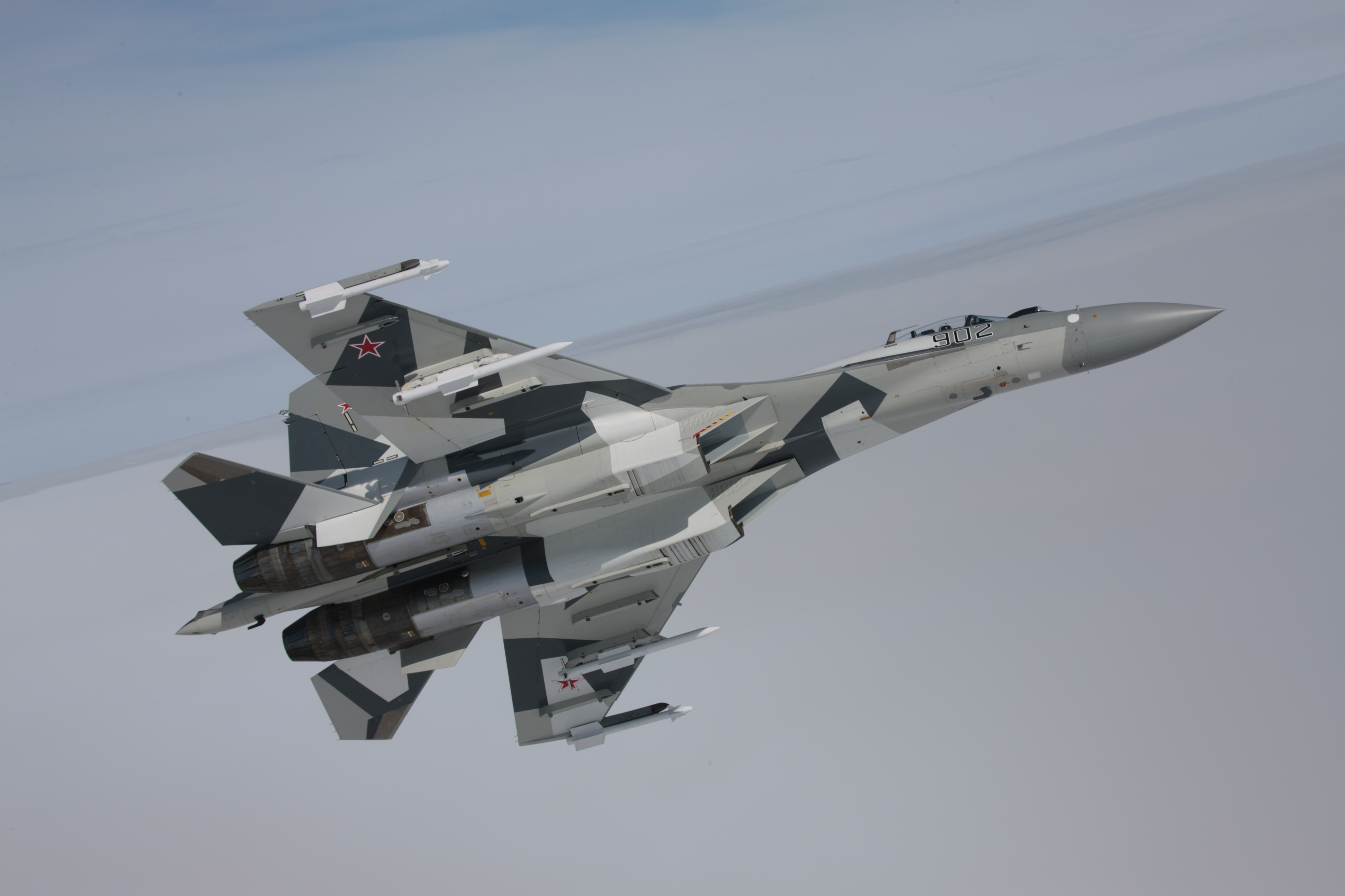 CHINA WILL RECEIVE FIRST RUSSIAN-MADE SU-35 FIGHTERS IN ...  CHINA WILL RECE...
