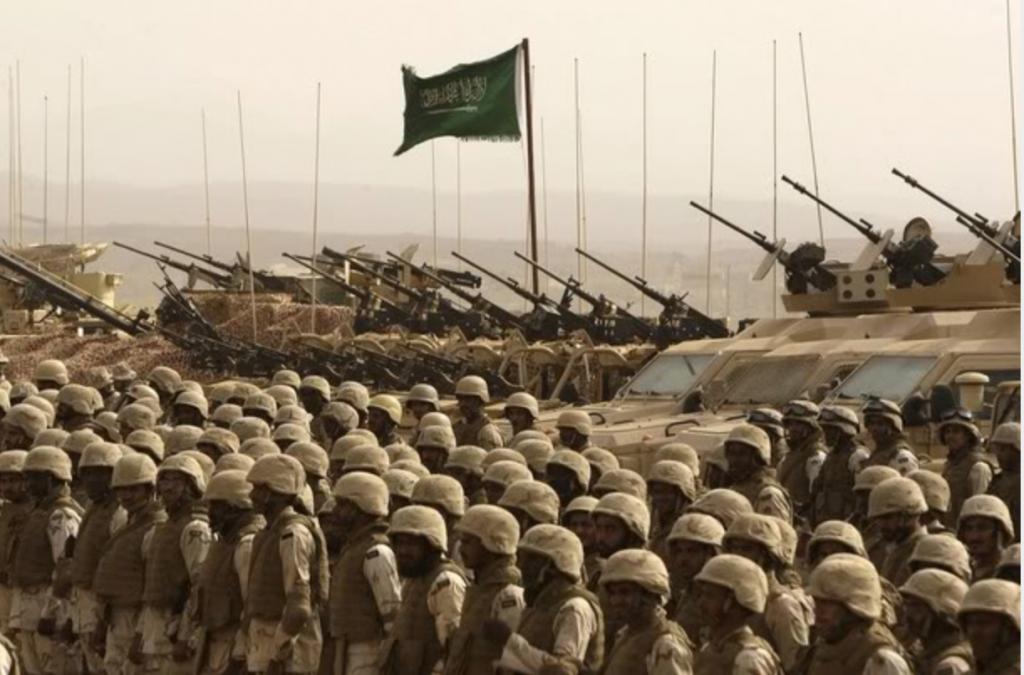 saudi-arabia-troops-army