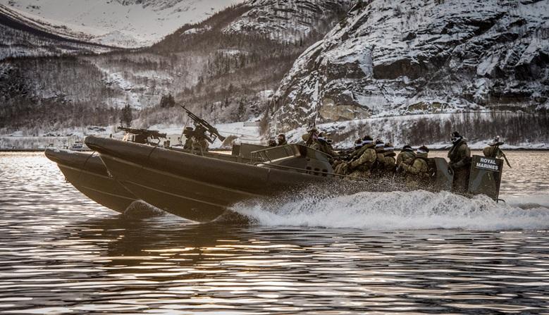 ROYAL MARINES NORWAY 2