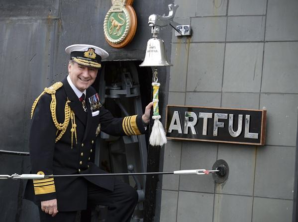 ZAMBELAS HMS ARTFUL