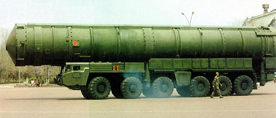 Image result for China Flight Tests New Multi-Warhead ICBM