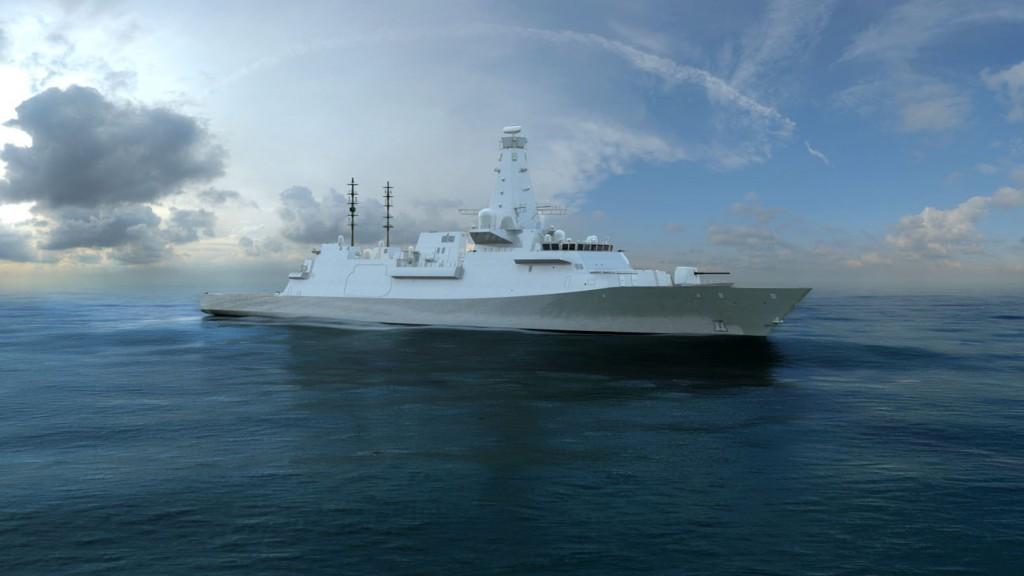 IMAGE: Type 26 Global Combat Ship