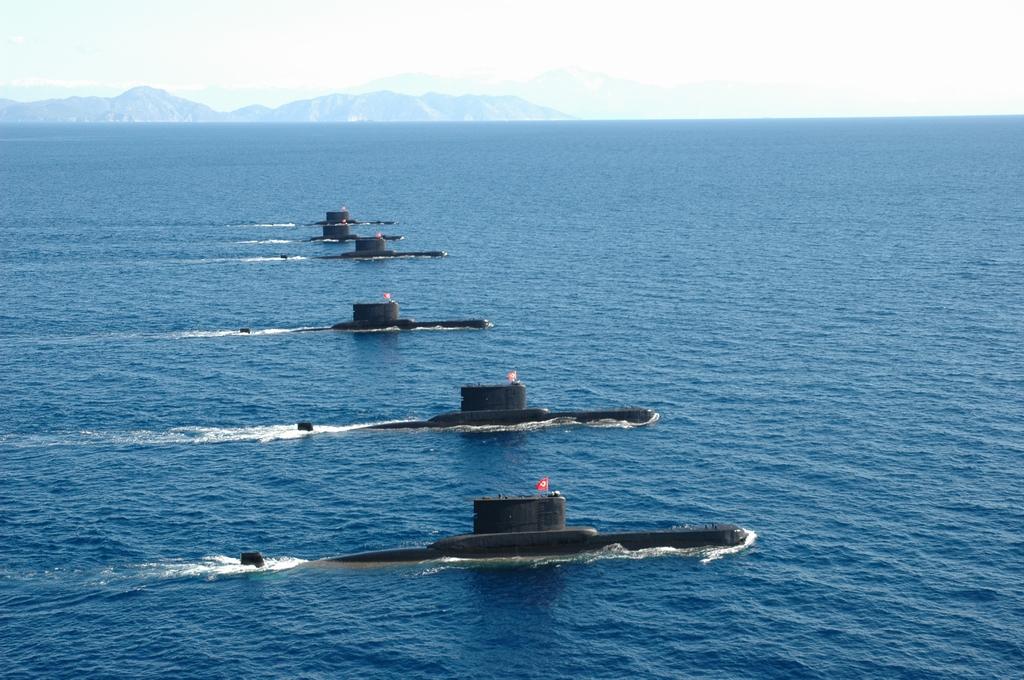 дарданеллы подводная лодка