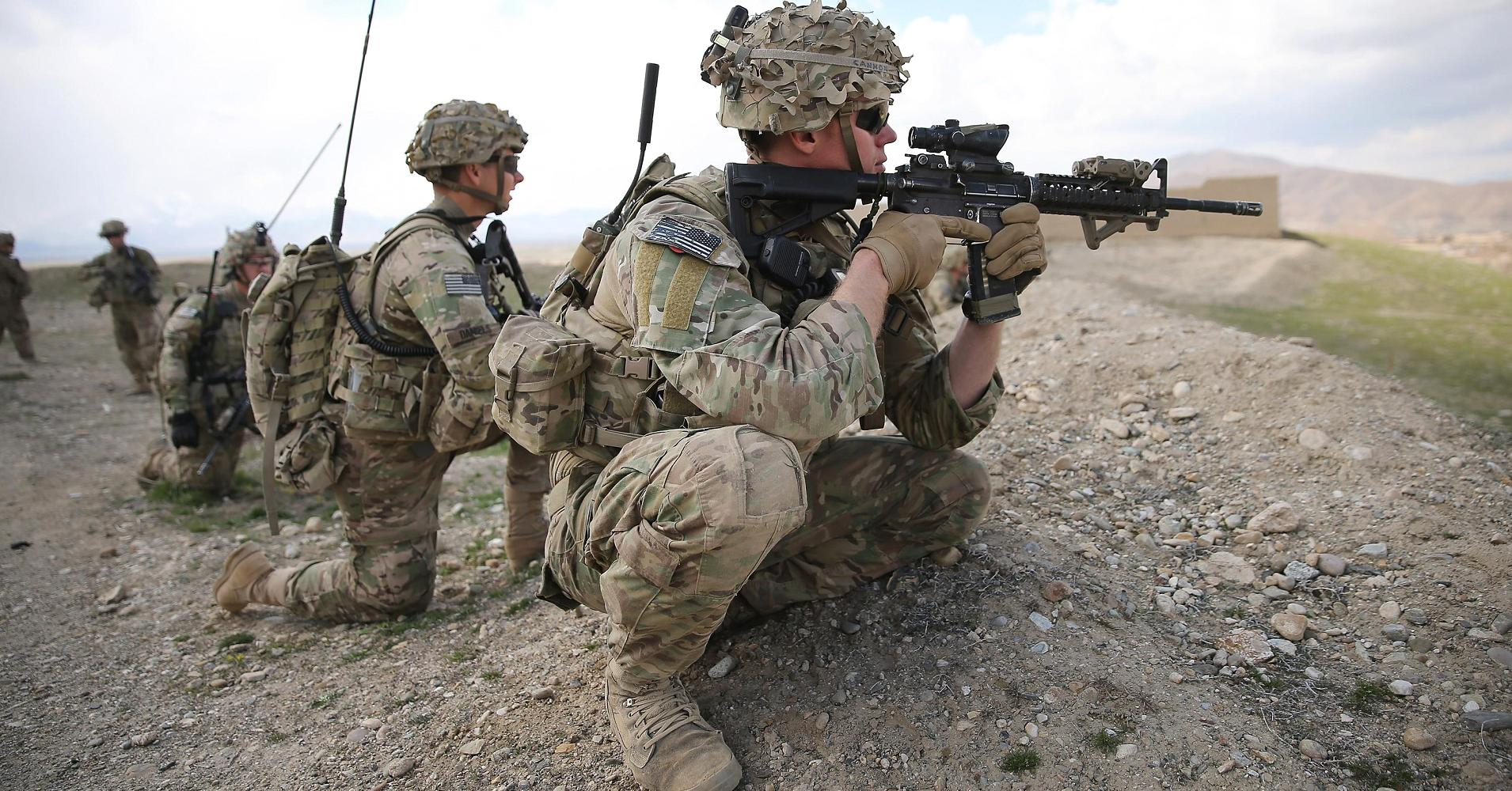 US TROOPS IN SYRIA TAKE FIRE FROM TURKISH PROXY FIGHTERS - DCSS News