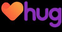 Company logo for hug