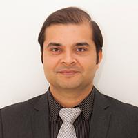 Dr Arunangsu Chatterjee (Theme lead)