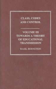 Towards a Theory of Educational Transmissions