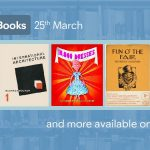 New Print books: 25th March