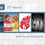 New eBooks: 25th March 2019