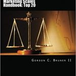 Marketing scales handbook : the top 20 multi-item measures used in consumer research