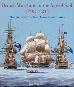 British warships in the age of sail, 1793-1817 : design, construction, careers and fates