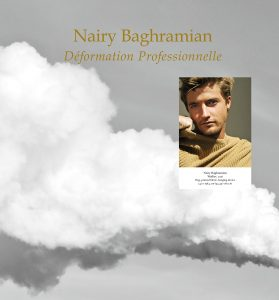 Nairy Baghramian - deformation professionnelle