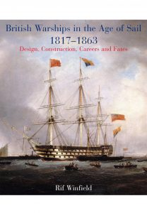 British warships in the age of sail 1817-1863 : design, construction, careers and fates