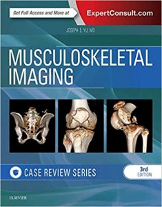 Musculoskeletal imaging : case review