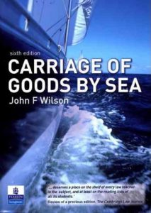 Carriage of goods by sea