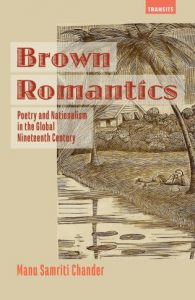Brown Romantics : poetry and nationalism in the global nineteenth century