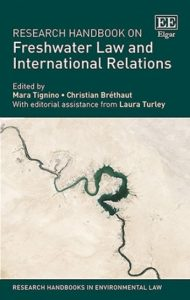 Research handbook on freshwater law and international relations
