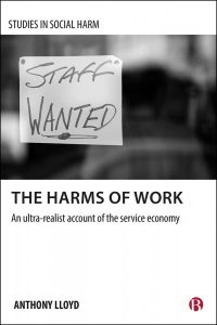 The harms of work : an ultra-realist account of the service economy
